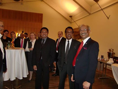 Honorary Consul of Sri Lanka for Rhineland-Palatinate Celebrates 60 Years of Diplomatic Relations between Sri Lanka and Germany - Highlighting Commercial Relations  Bodenheim1 webThe Honorary Consul of Sri Lanka for Rhineland-Palatinate, Mr. Nihal S. Sam