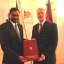 Sri Lanka appoints reputed businessman  as the Honorary Consul to Southern part of Lower Saxony based in Hannover