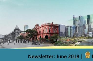 Newsletter Für Juni Und Juli 2018 Herausgegeben