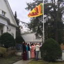Embassy of Sri Lanka in Berlin Celebrates the 72nd Anniversary of the  Independence of Sri Lanka